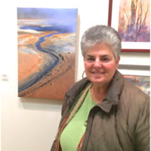 Women Sharing Art Membership Show at Art League of LI