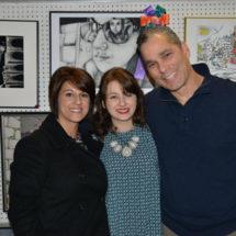 Scholarship Winner at SBAA's 27th Student Scholarship Art Exhibit