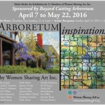 Arboretum Inspirations 2016 at Bayard Cutting Arboretum