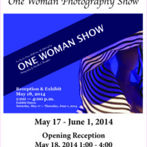 One Woman Photography Show at BAFFA Gallery