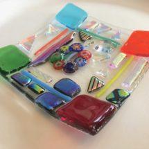 Julianna Kirk – Glass Slumped Dish Workshop