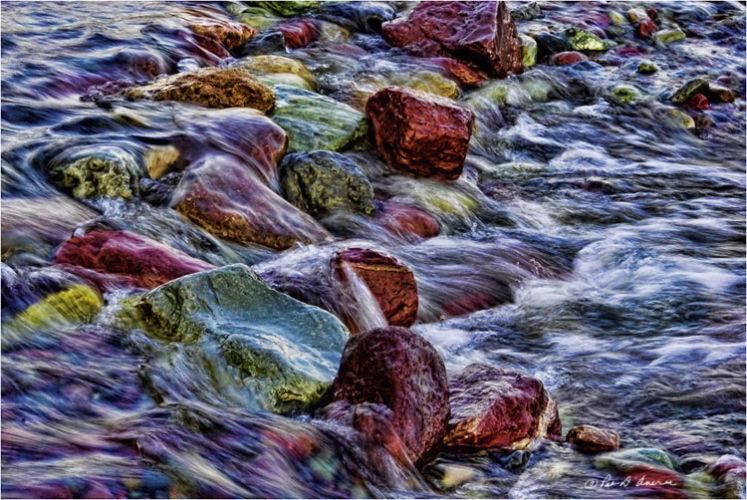 Montana River Rocks