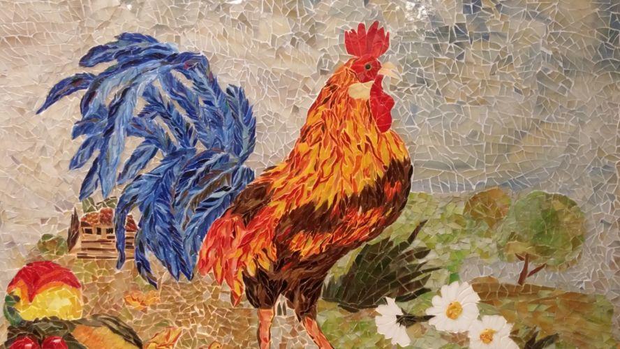 GGMosaic2 rooster