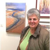 Women Sharing Art Membership Show at Art League of LI