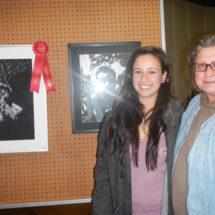 Student Scholarship at South Bay Art Association's 25th Nita Elder Student Scholarship Art Exhibit