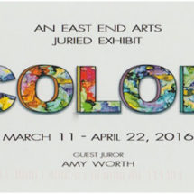COLOR Show at East Ends Arts Council