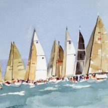 Watercolor Classes at West Sayville Maritime Museum