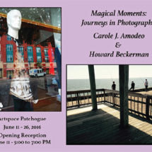 Magical Moments: Journeys in Photography by Carole Amodeo at Artspace Patchogue