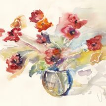 Victoria Beckert – Watercolor Workshops at Bayard Cutting Arboretum