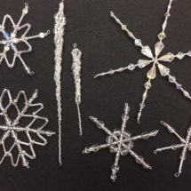 Gail Neuman-Two Day Holiday Ornament Workshop