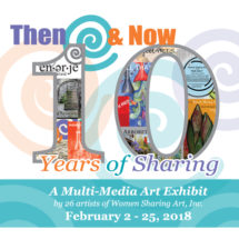 Our 10th year!  Annual Fundraising Exhibit at Islip Art Museum!